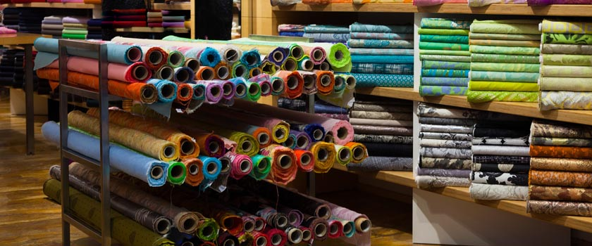 Selection of Curtain Fabrics