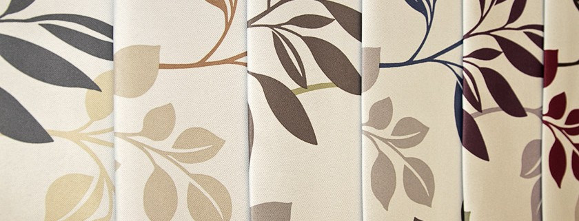 fabrics and textiles for curtains and blinds
