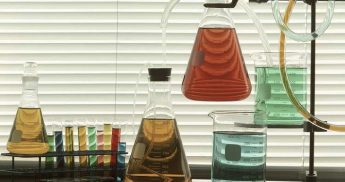 Laboratory blinds
