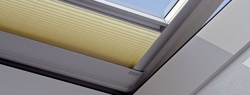 Commercial Velux Roof Blinds Bournemouth Curtains
